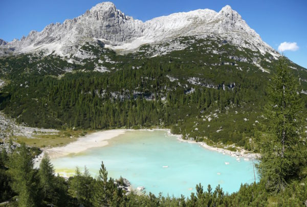 Lago di Sorapis: leggenda, dove si trova e come raggiungerlo