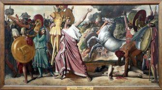 sette re di Roma