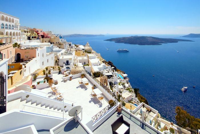 Vacanze in grecia ecco le 9 isole pi belle for Grecia vacanze