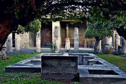 Scavi di Pompeo