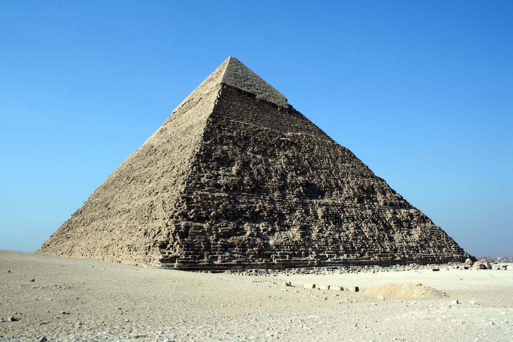 piramide di chefren