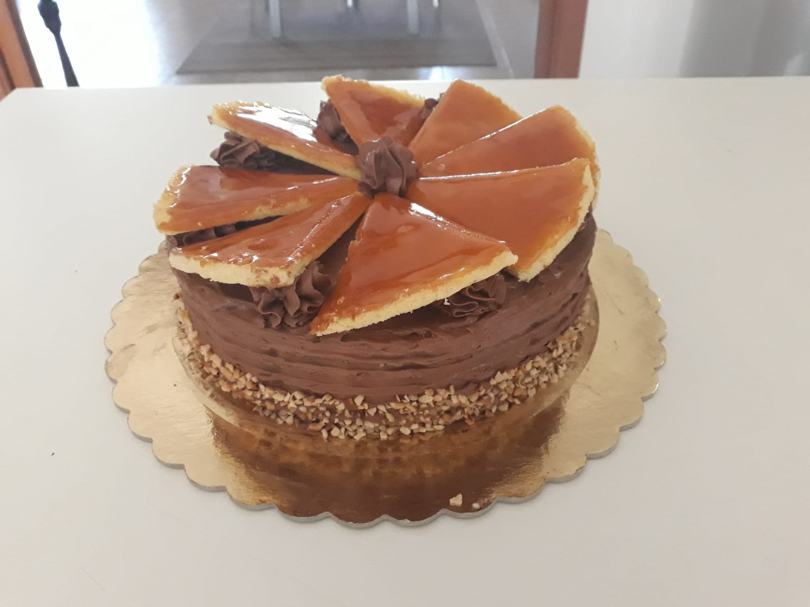 Torta Dobos ricetta originale e storia del dolce simbolo di Budapest