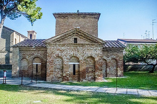 mausoleo Galla Placidia Ravenna