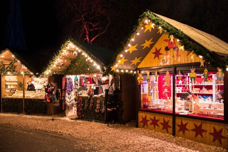 date mercatini di Natale