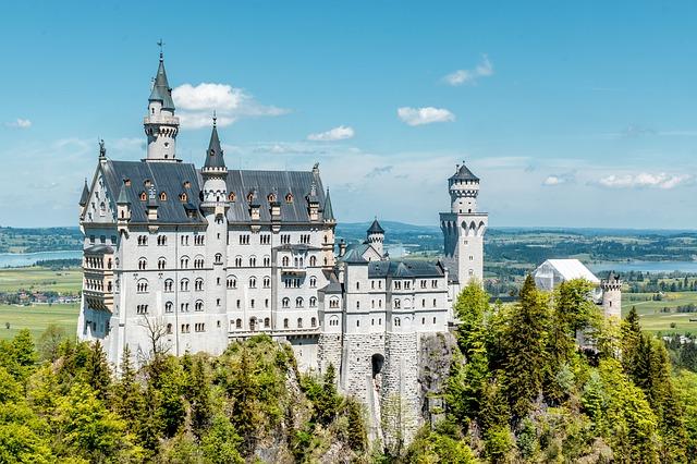 Castello di Neuschwanstein: il luogo che ha ispirato Walt Disney