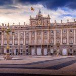 palazzo reale di Madrid