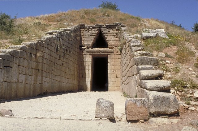 Tra gli antichi misteri di Micene: l'antica città greca
