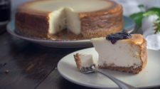 New York Cheesecake..