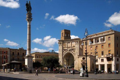 piazza sant'oronzo, cosa vedere a lecce